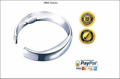 ANTI SNORE RING - Sleep Aid No Snoring -Acupuncture Stop snoring Ring AU - strap