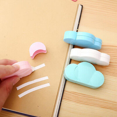 Cute Clouds Correction Tape Material Escolar Kawaii Stationery School Supplies