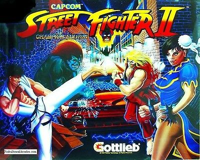 Street Fighter 2 Complete LED Lighting Kit SUPER BRIGHT LED (SF2)