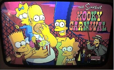SIMPSONS KOOKY CARNIVAL Complete LED Lighting Kit SUPER BRIGHT LED KIT
