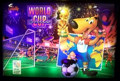 World Cup 94 Pinball LED Lighting Kit - Complete SUPER BRIGHT LED