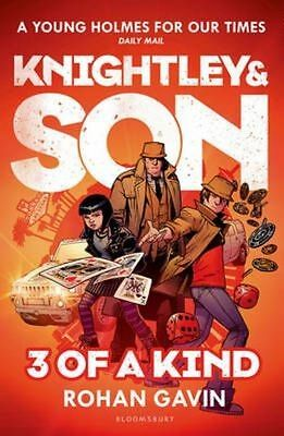 **NEW PB** Knightley & Son 3 of a Kind by Rohan Gavin (Paperback, 2016)