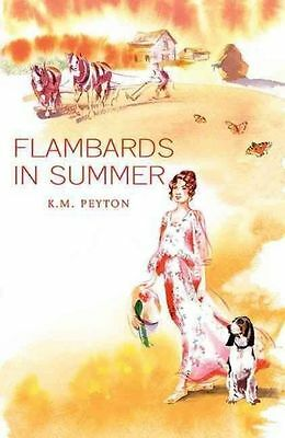 **NEW PB** Flambards in Summer by K. M. Peyton (Paperback, 2015)