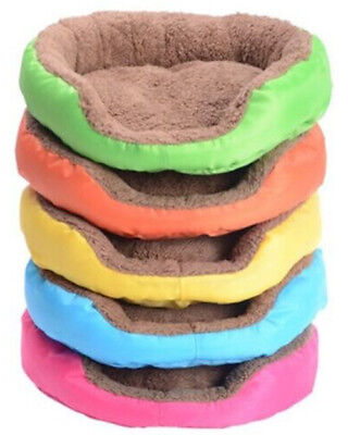 Dog Cat Bed Kennel Puppy Cushion Mat Soft Warm Waterproof Pet House S/M/L Cozy
