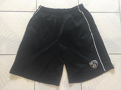 NBA Brooklyn Nets Basketball Shorts size Large