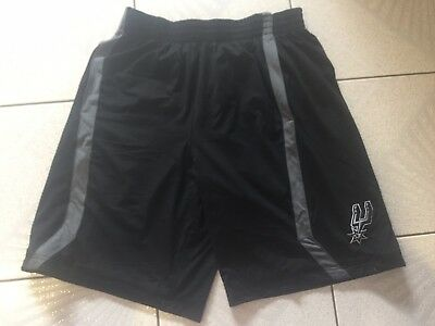 NBA San Antonio Spurs Basketball Shorts size Large