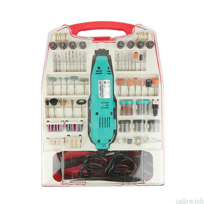 Electric Drill Rotary Grinder Tool Flexible Shaft With 226pcs Accessories