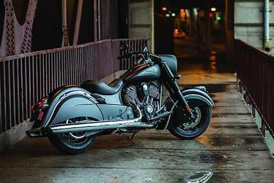 Brand New 2018 Indian Chief Darkhorse