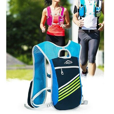 Outdoor Cycling Water Bag Trail Running Hydration Vest Hydration Pack Backpack