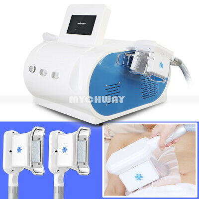 Anti Cellulite Frozen Fat Freeze Cooling Suction Weight Loss Slimming Machine
