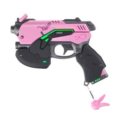 New Overwatch D.Va Multi-function Cosplay power bank 8000mah Prop Gun Weapons