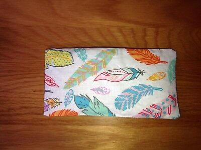 Relaxing Eye Pillow - Filled With Linseeds and lavender