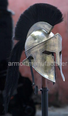 Greek Spartan 300 Helmet King Leonidas Helmet MT428