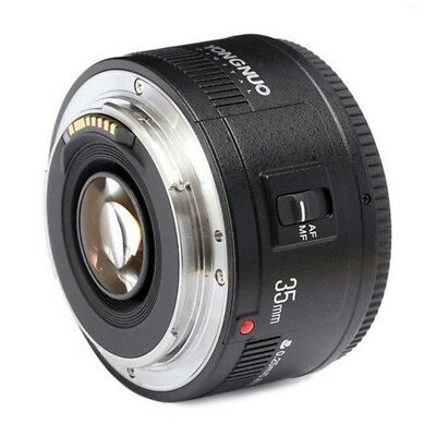 F2 Lens 1:2 AF / MF Wide-Angle Fixed/Prime Auto Focus For EF Mount EOS Camera PK