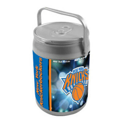 Picnic Time Unisex  Can Cooler New York Knicks Print Silver/Grey Size OSFA