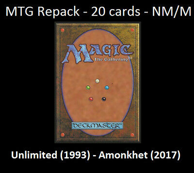 MTG Repack - 20 cards - NM/M - From 1993