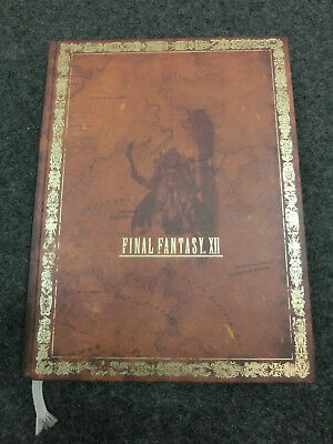 Final Fantasy XII - Lösungsbuch - Collectors Edition !