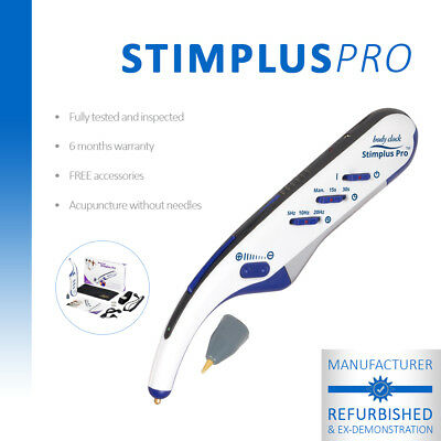 Stimplus Pro Electro Acupuncture Unit-No needles *Manufacturer Refurbished