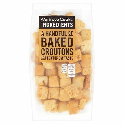 Cooks' Ingredients Croutons - 100g (0.22lbs)