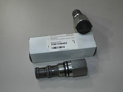 Bosch Piloted 2-Way Spool Valve, R901109493