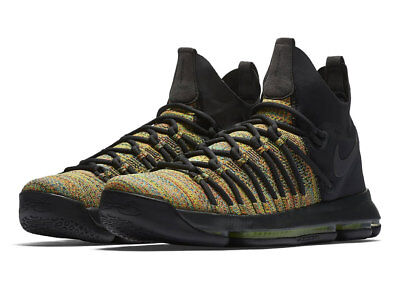d63e4d5a4ab NIKE AIR ZOOM KD 9 KD9 IX Elite Black Multi-Color sz 11 DS NEW NIB ...