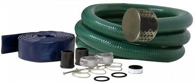Hose Adapter 3 inch Complete Kit Semi Trash Water Pump Suction Discharge New