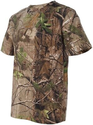 Outdoors Camo Realtree AP Hunting T-Shirt Tag Free Label 100/% Cotton Lightweight