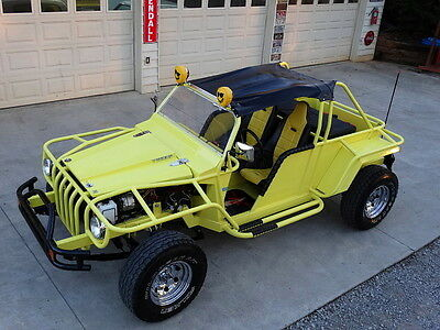 1969 Other Makes TWEEP -- NOT A JEEP.....NOT A VW.....ITS A RAIL BUGGY....WITH CHEVY V8 POWER