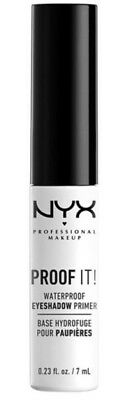 Nyx Proof It! Waterproof Eye Shadow Primer 7ml - Sent 1st Class