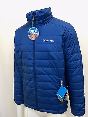NWT Mens Columbia Omni-Heat Crested Butte II Jacket (Retail $110) - 448/021