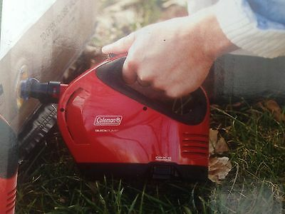 Coleman 4D Quick Pump Ideal for Airbeds and Inflatable Boats, Easy to Use