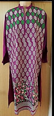 Pakistani And Indian Ladies Kurta.(Size L)