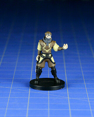 Star Wars miniatures minis Jedi Academy Disciple of Ragnos #20 & card