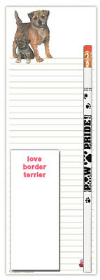 Border Terrier Shopping Pad