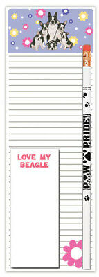 Boston Terrier Shopping Pad