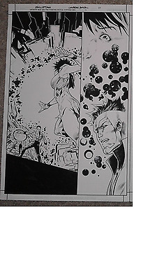 Paz INFINITY MAN & THE FOREVER PEOPLE FUTURES END 1 pg 17 MARK MOONRIDER TO DIE