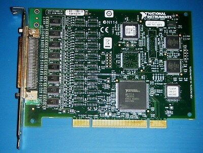 NI PCI-8430/8 8-Port RS232 Interface Board, National Instruments *Tested*