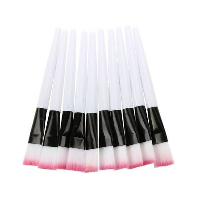 10Pcs DIY Face Facial Mask Mixing Brush Skin Care Beauty Cosmetic Makeup To Z6B6