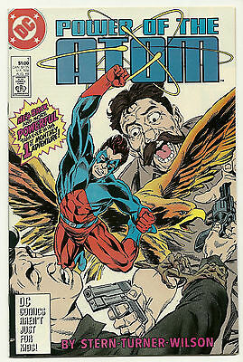 Power Of The Atom 1988 #1 Near Mint First Print