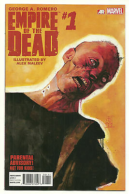 Empire Of The Dead #1 2 3 4 5 Complete Near Mint First Print Set