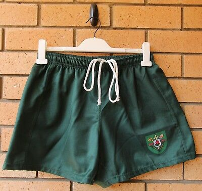 St Augustine's College Classic Rugby Men's Shorts Size Xl Rare!
