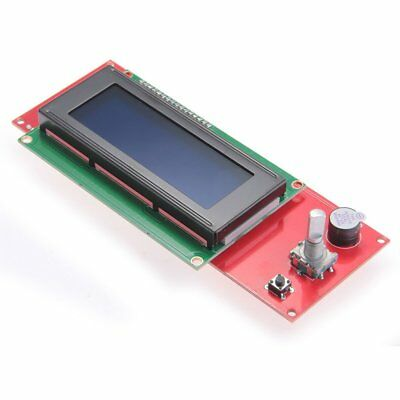 LCD display 2004 Smart Controller RepRap Ramps V1.4 3D Printer NEW PF