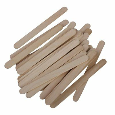 Polo wood sticks Art Stem DIY toys 50 pcs Wood Natural Colors O7I4