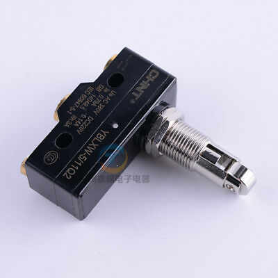 1pcs Roller Thread Actuator Micro Limit Switch SPDT