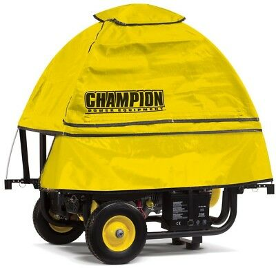Champion Storm Shield Severe Weather Portable Generator Cover GenTent Waterproof