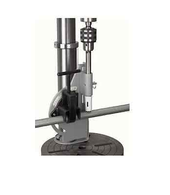 "Precision Pipe and Tube Notcher for up to 2"" Dia with 0 to 60 degree increments"