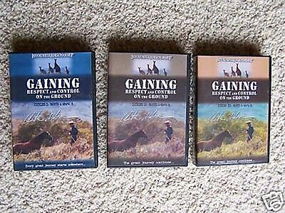 CLINTON ANDERSON 13 DVDs GAINING SERIES Horse training Riding