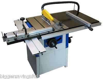 "*new* Charnwood W629 10"" Cast Iron Precision Ground Table Saw"
