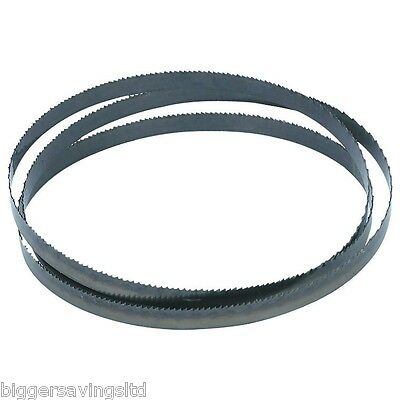 """1400mm 3/8"""" 6tpi BANDSAW BLADE FOR WORKZONE 350W Band Saw"""