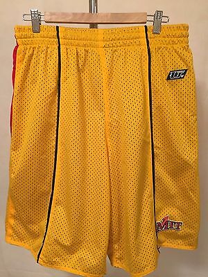 NCAA Mapua I.T. Cardinals 2XL** Mesh Basketball Shorts by Universidad